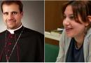 Vescovo si innamora di scrittrice  di romanzi erotico-satanici