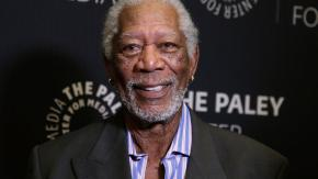 MORGAN FREEMAN 19/10/2018