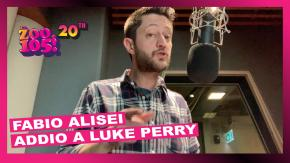 FABIO ALISEI: Addio a Luke Perry!