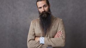 La scienza rivela che gli uomini con la barba hanno più germi dei cani!