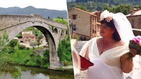 """Donna si innamora del """"Ponte del Diavolo"""" e decide di sposarlo!"""