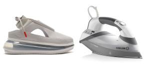 """Polemica sulle nuove scarpe da ginnastica da donna: """"Sembra un ferro da stiro!"""""""