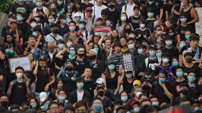 Siti porno chiusi a Hong Kong per incoraggiare le persone ad uscire e protestare!