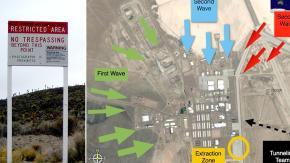 470 mila complottisti stanno progettando un assalto all'Area 51!