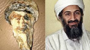Donna trova una conchiglia a forma di Bin Laden e diventa virale sul Web!