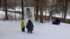 Un uomo delle caverne rinchiuso nel ghiaccio è comparso a Minneapolis