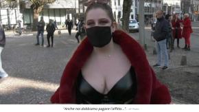 Protestano le lavoratrici del sesso olandesi