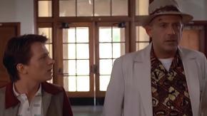 Robert Downey Jr. e Tom Holland in Ritorno al Futuro?