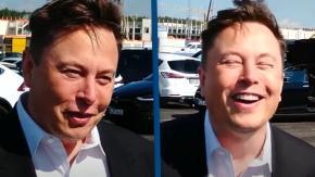 Elon Musk dimentica il nome del figlio X Æ A-12 durante un'intervista