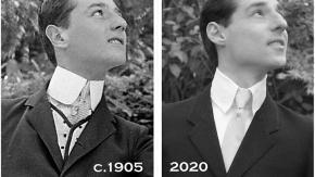 Un uomo è convinto di aver vissuto una vita passata nel 1905 dopo aver visto una foto