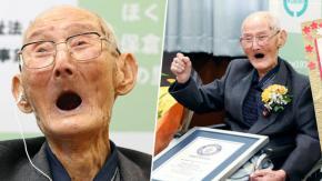 L'uomo più anziano del mondo muore pochi giorno aver reclamato il record mondiale
