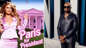 Kanye West e Paris Hilton affermano di candidarsi alla presidenza degli Stati Uniti