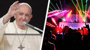 Papa Francesco era un buttafuori di un Night Club