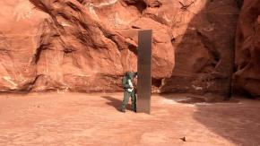 Il monolito trovato nello Utah è misteriosamente scomparso