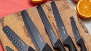 Azienda produce coltelli con punta arrotondata in risposta al loro utilizzo per crimini!