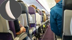 Società inventa il filtro anti-peti per mutande per i passeggeri in aereo