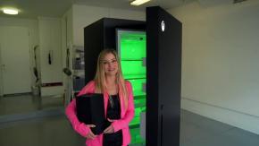 Microsoft rilascia il frigorifero a forma di Xbox series X