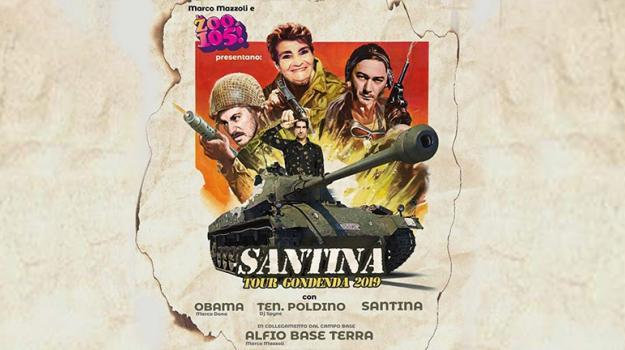 Santina Tour Gondenda 2019
