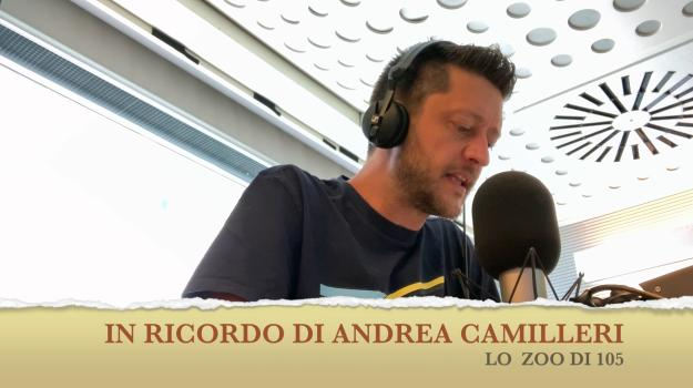 In ricordo di Andrea Camilleri!