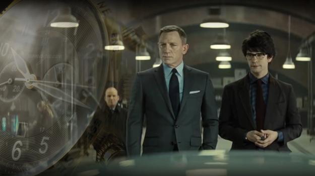 James Bond e l'orologio Fumagazzi!