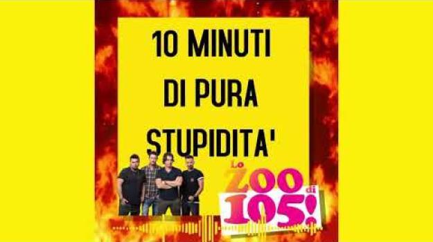 10 minuti di pura stupidità