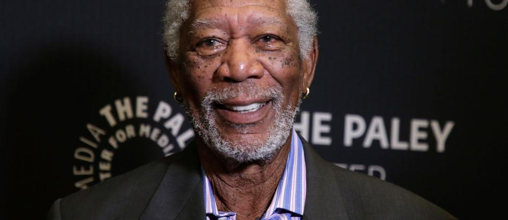MORGAN FREEMAN SENZA SHOW 28/03/2019