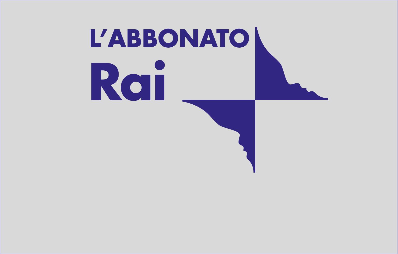 L'ABBONATO RAI